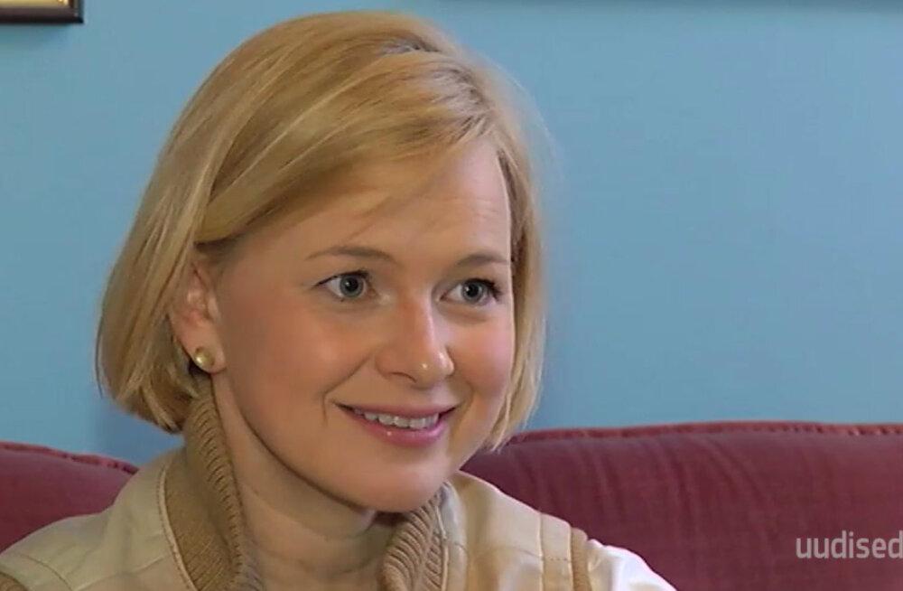 Päikeseline sünnipäevalaps Hanna-Liina Võsa: tunnen end sama noorena, kui minu pisikesed õpilased