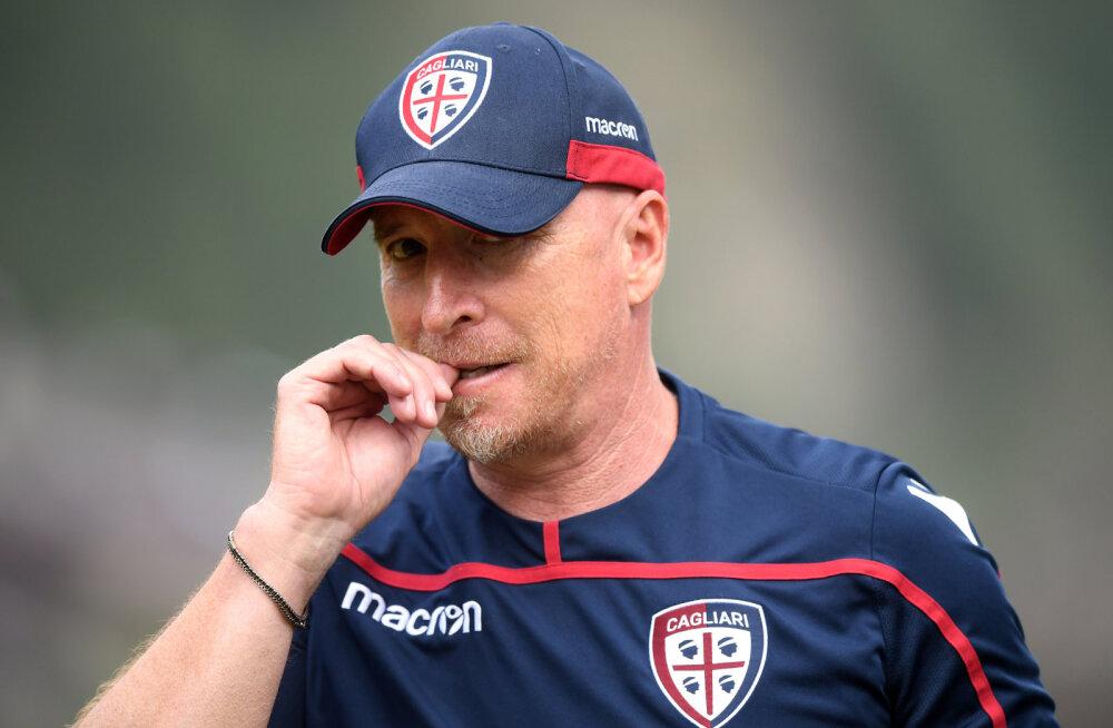 Cagliari peatreener kommenteeris treeningutele naasnud Klavani hetkevormi