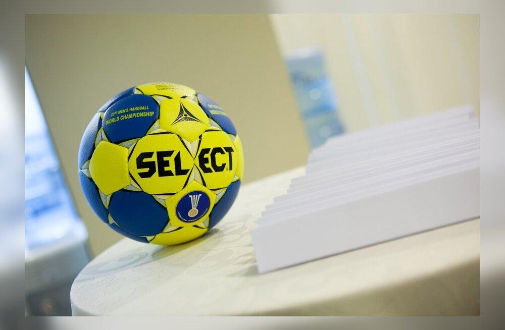 Käsipalli hooaja pressikonverents