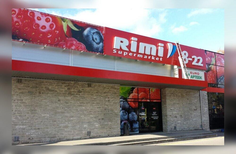 В Таллинне открывается магазин Telliskivi Rimi