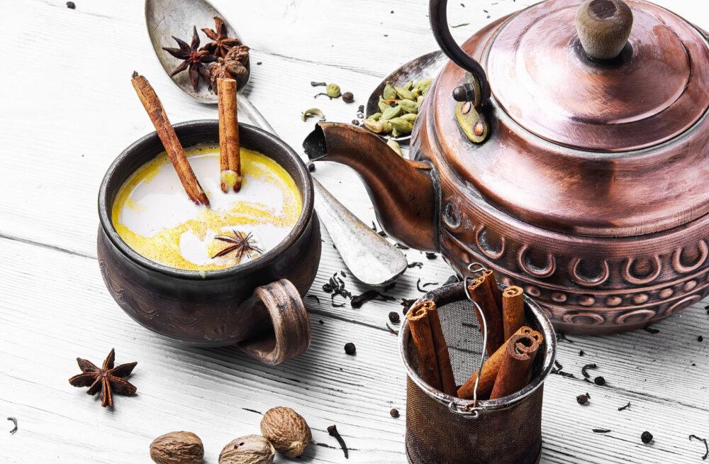 Kardemon — soojendav talvevürts, mille roll on iidsetest aegadest olnud seedimist soodustada