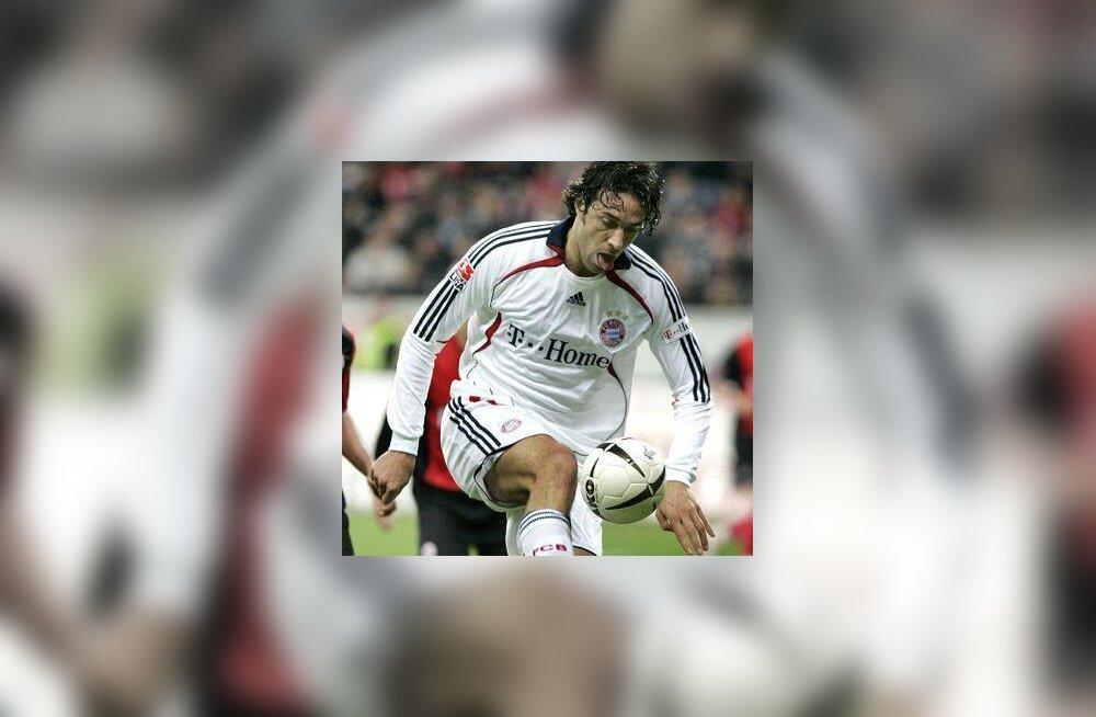 Luca Toni, Bayern