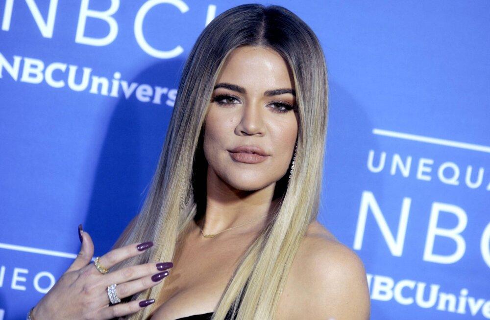 Khloé Kardashian korraldas oma tütrele eriti vinge sünnipäevapeo