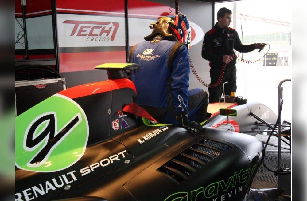 Kaks Kevin Korjuse konkurenti Renault sarjast kandideerivad samasse F-1 tiimi