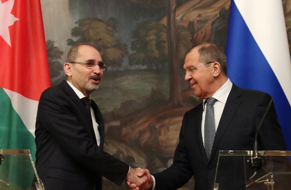 Türgi lubadus Venemaale: asume oma sõjategevust koordineerima