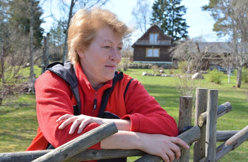Uuskalda spordi- ja puhkeküla omanik Astrid Roosileht arvab, et pärast käibemaksu tõstmist pole tal enam külastajaid oodata.