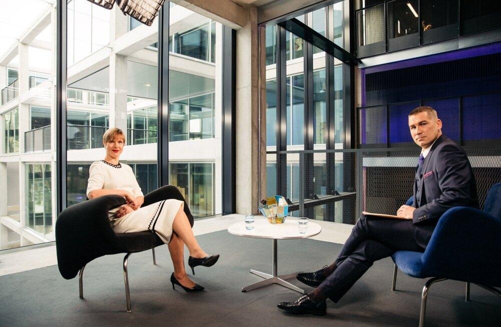 Президент Кальюлайд о миграционном пакте: я потерпела неудачу в своей работе, но общество все-таки не раскололось