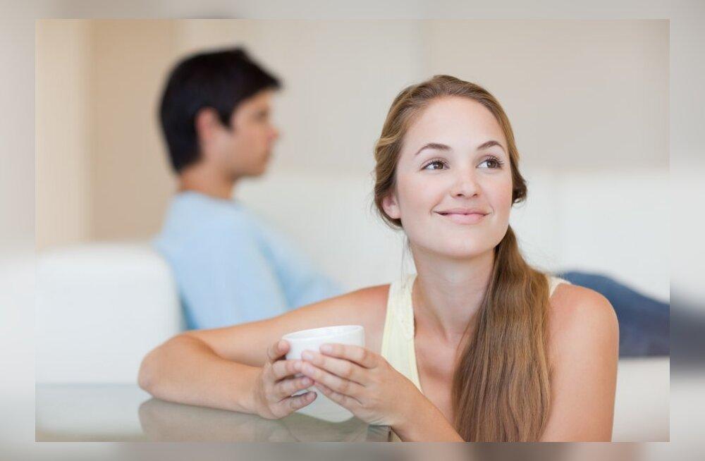 Oma naiselt tähelepanu ei saa ja mujalt otsida ei või!