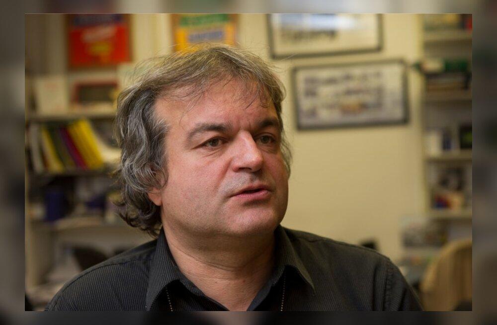 Marko Kaljuveer.ERR-i sporditoimetus