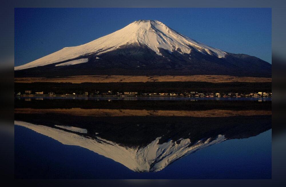 MÜSTIKA: Tšiili ja Jaapani maavärinad tegid vulkaane 15 sentimeetrit madalamaks