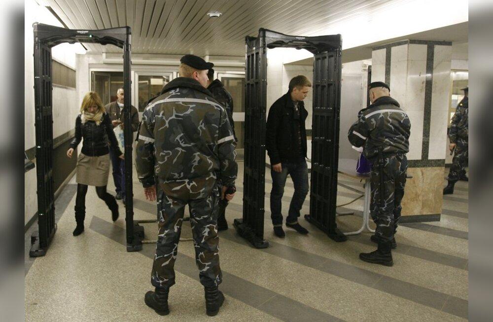 Minski terroriakti korraldamises kahtlustatavana on vahistatud viis inimest
