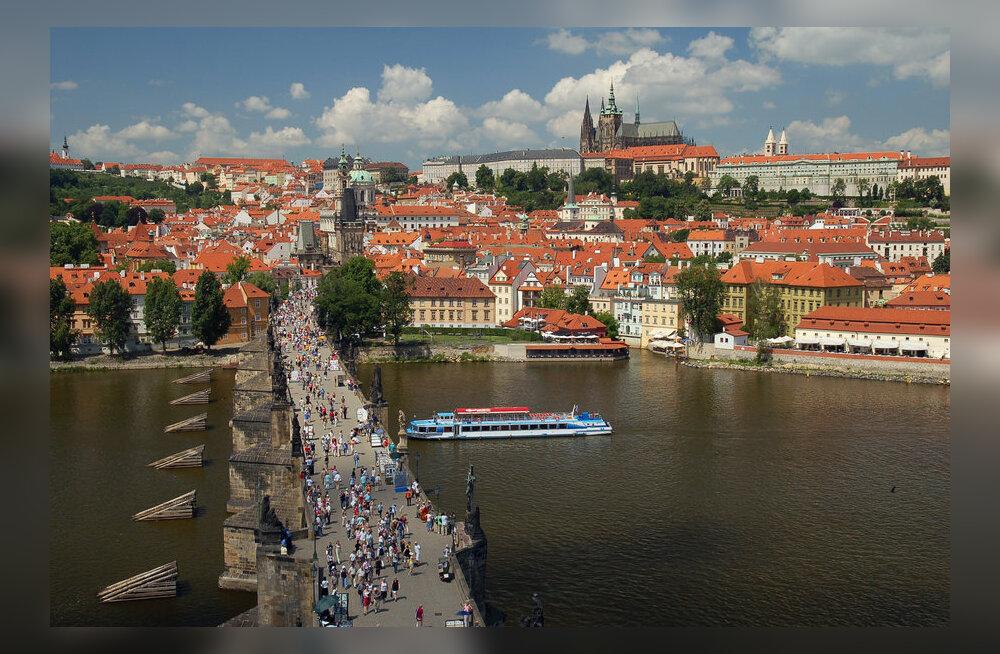 Praha linnapuhkuse reisijuht