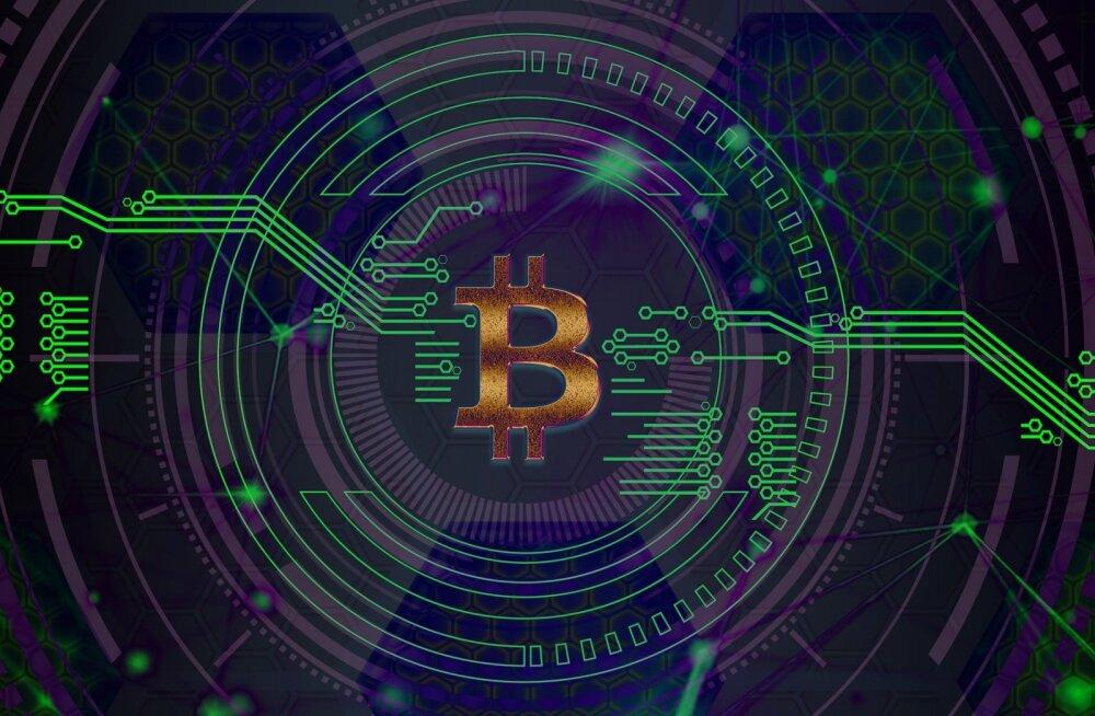 Bitcoini suuromanike aktiivsuse tõus võib viia suurte hinnakõikumisteni