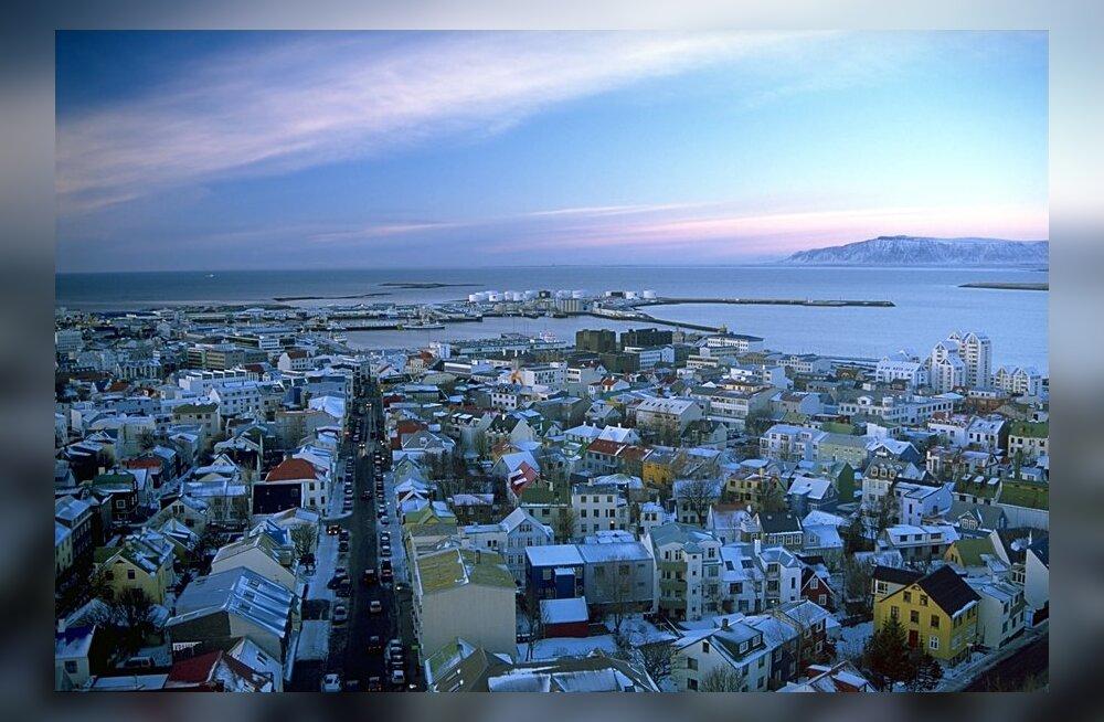 Kuidas Reykjavikis kümnel erineval moel raha säästa?