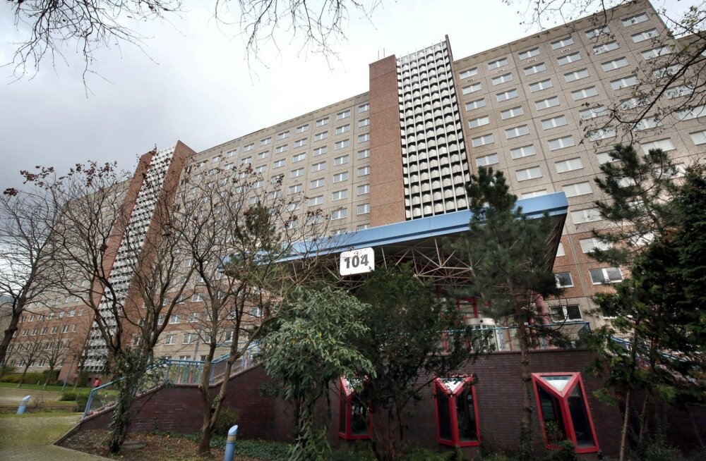 Berliin majutas varjupaigataotlejad Stasi kunagisse peakorterisse