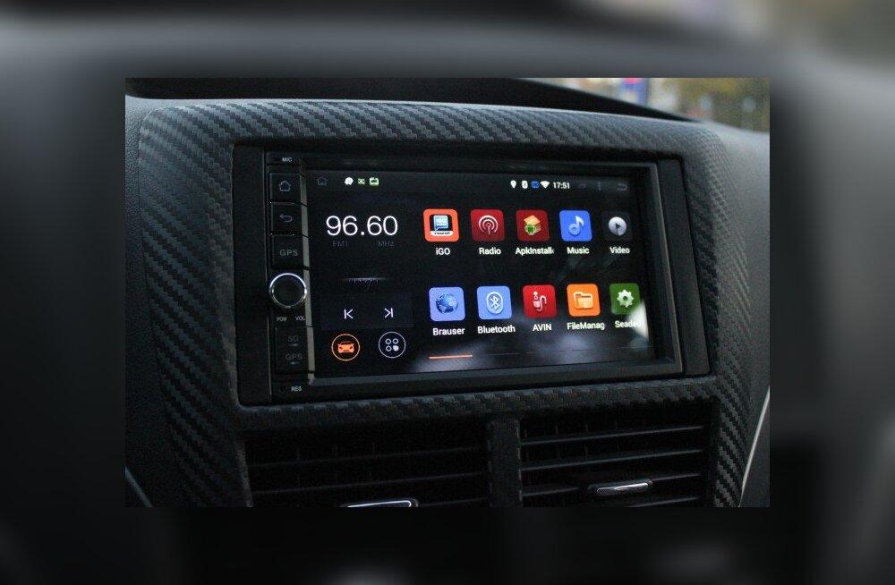 TEST: Joyingi 300eurone Androidiga autoraadio – muuda auto nutikaks soodsalt!
