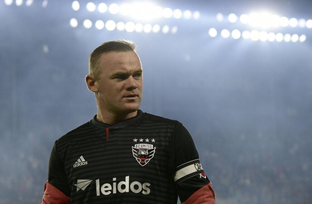 VIDEO | Rooney eksis penaltiseerias ja DC United langes play-off'i avaringis