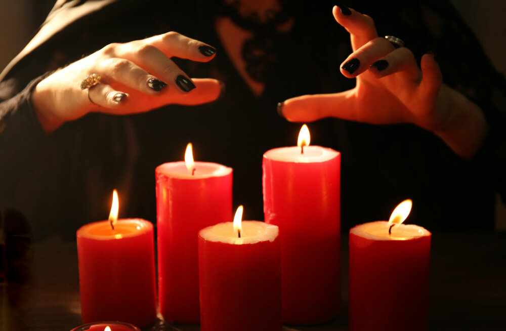 Šamaan Anu väekas rituaal soovide täitumiseks