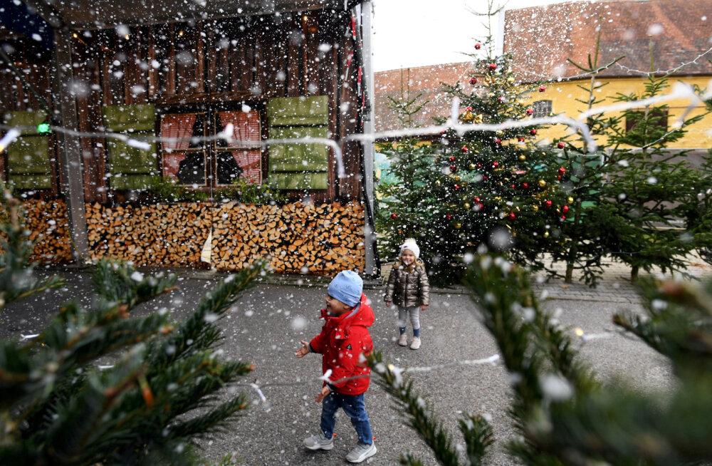 JPMorgani ökonomistid: meil on jõuludeks Euroopa taasavamise kohta häid uudiseid