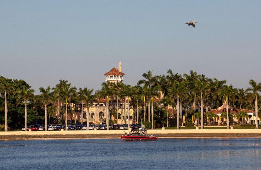 Elupõline newyorklane Trump deklareeris end Florida elanikuks, sest New Yorgi juhid kohtlevat teda halvasti