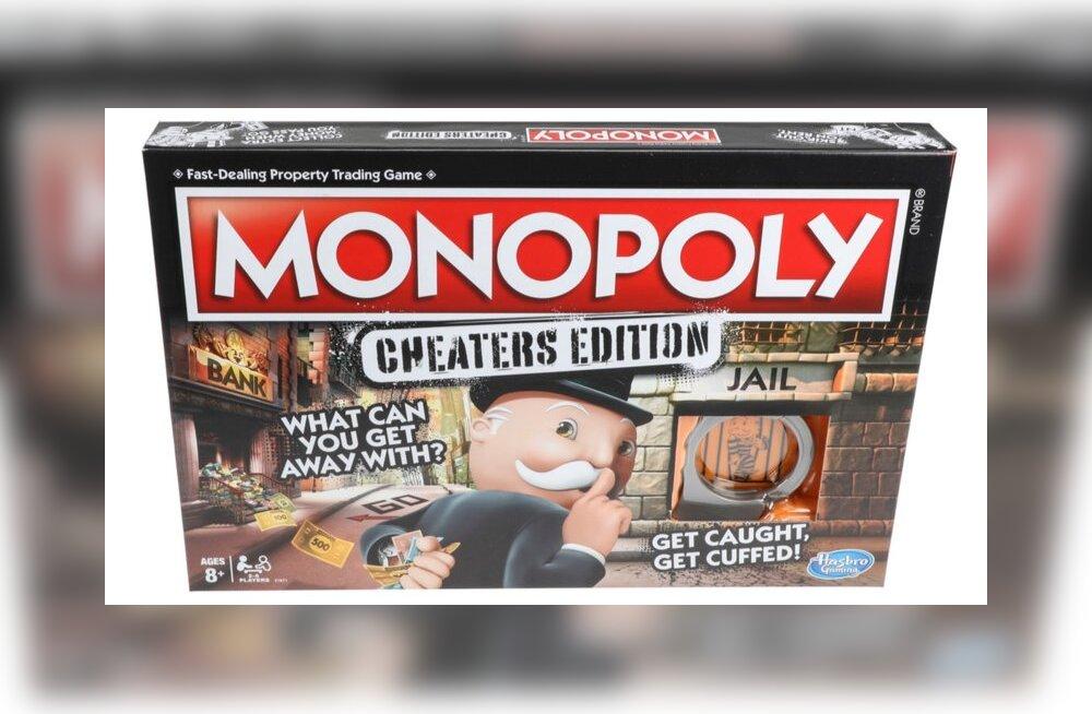 Sohitegijate Monopoly