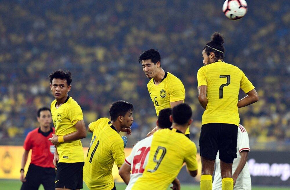 Сборная Малайзии по футболу отказалась играть в Гонконге из-за продолжающихся беспорядков