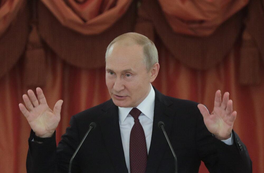 Pärast Putini toetuse kukkumist võtsid sotsioloogid kasutusele uue metoodika
