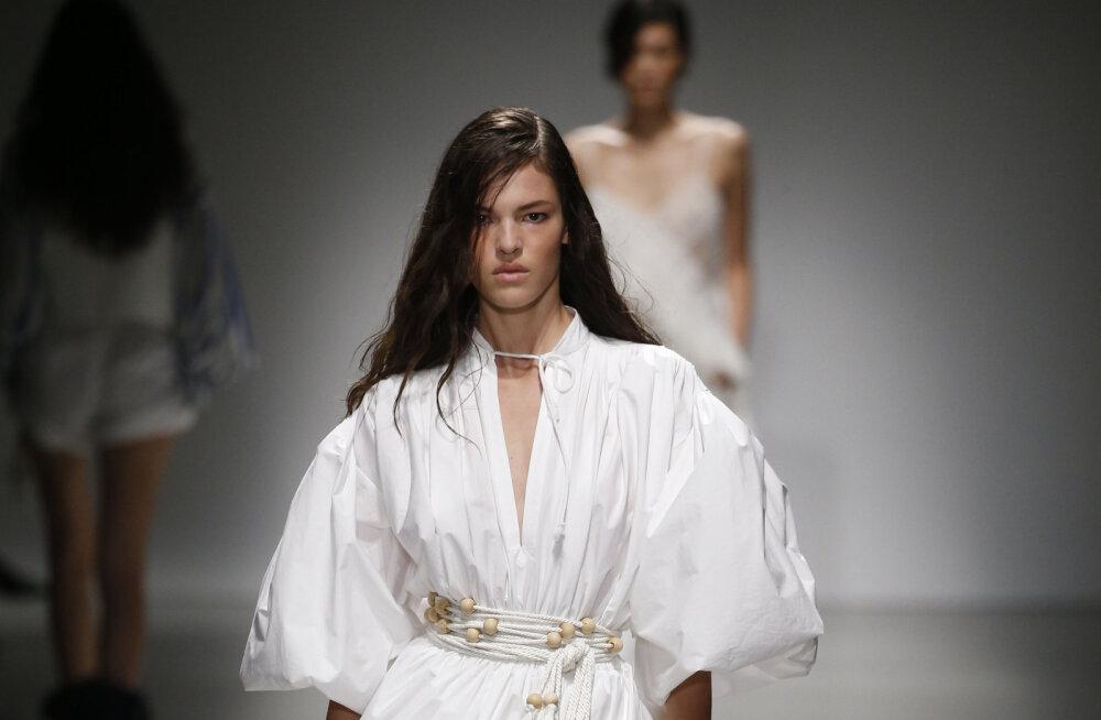 FOTOD | Moesoovitused: valged kleidid ja pluusid on saanud sel hooajal uue vormi