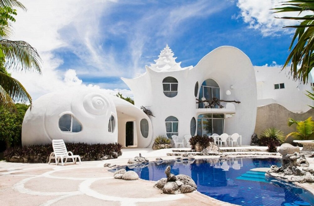 Cамые неординарные отели сервиса Airbnb