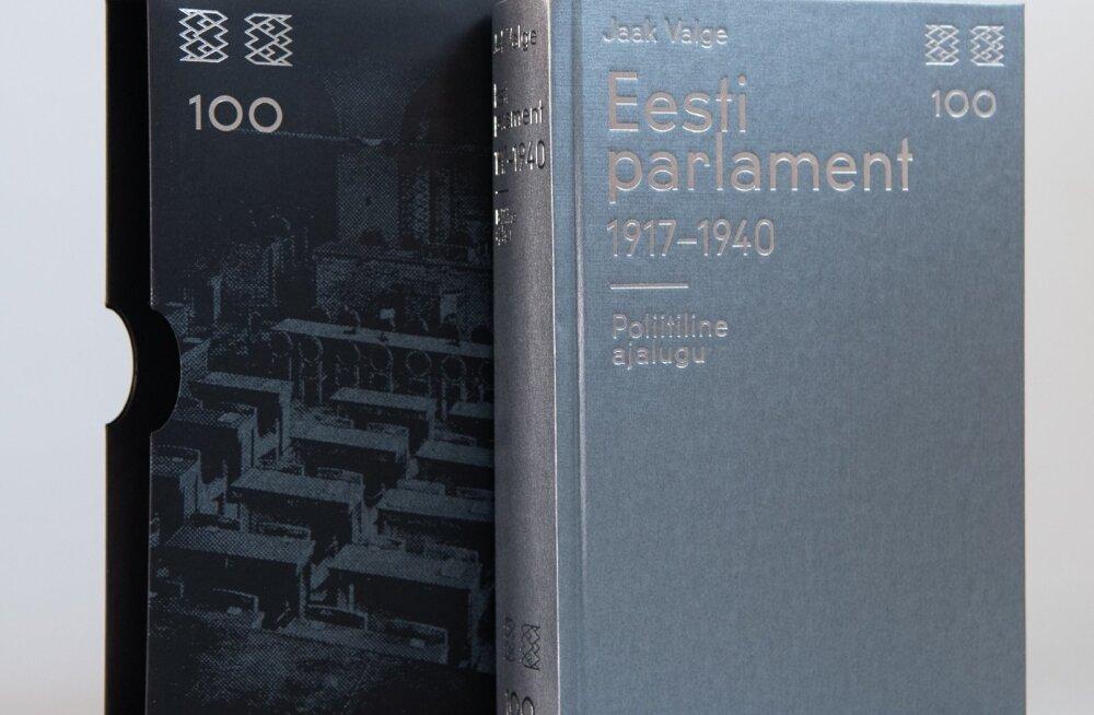 LUGEMISELAMUS   Oodatud uurimus parlamendi poliitilisest ajaloost