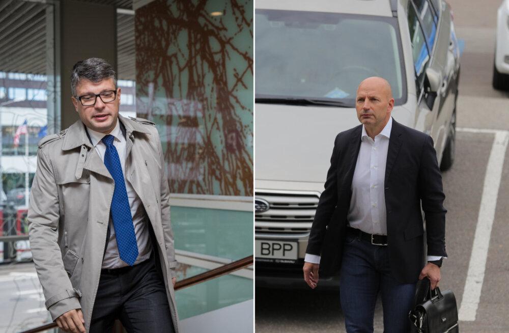 Keskerakond süüdistab Paavo Pettaid väljapressimises