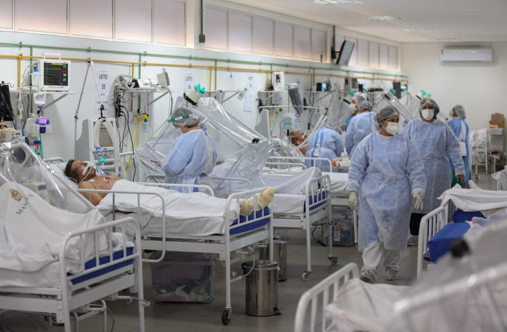 Количество больных коронавирусом в мире превысило отметку в 5 миллионов человек