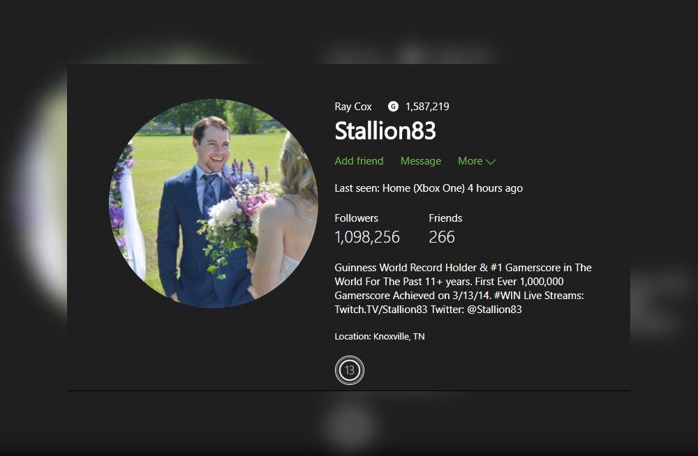 Xboxi-mängunduse kuningas on 11 aasta järel troonilt kukutatud