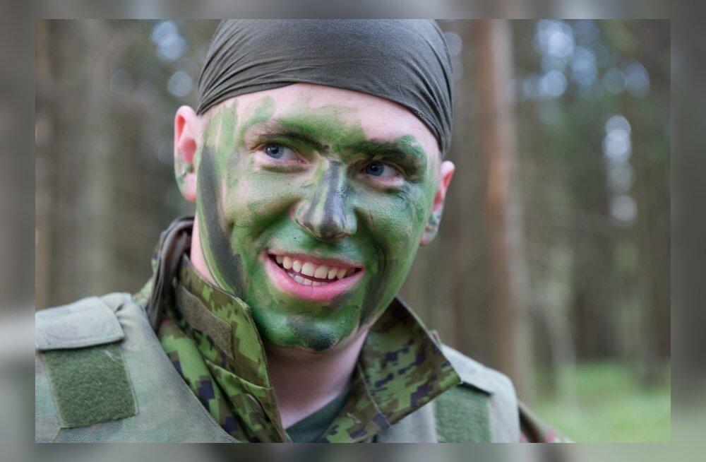 Scoutspataljon kehastab Kevadtormil vastast