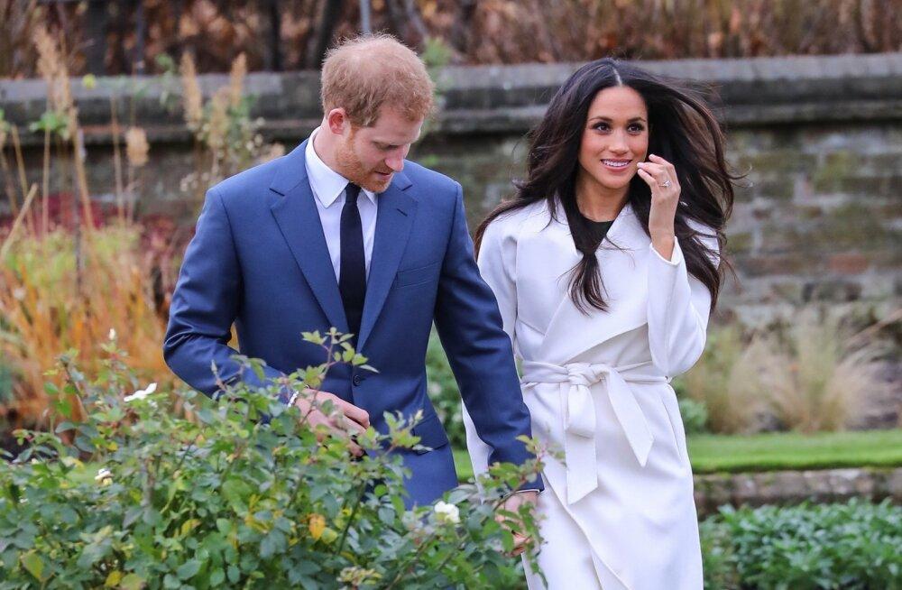 Millised jõulud ootaksid sind ees kui sina oleksid prints Harry kihlatu?