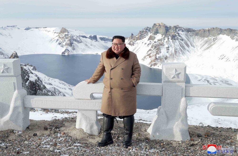 Põhja-Korea teatas tuumaheidutust tugevdavast otsustavast katsetusest