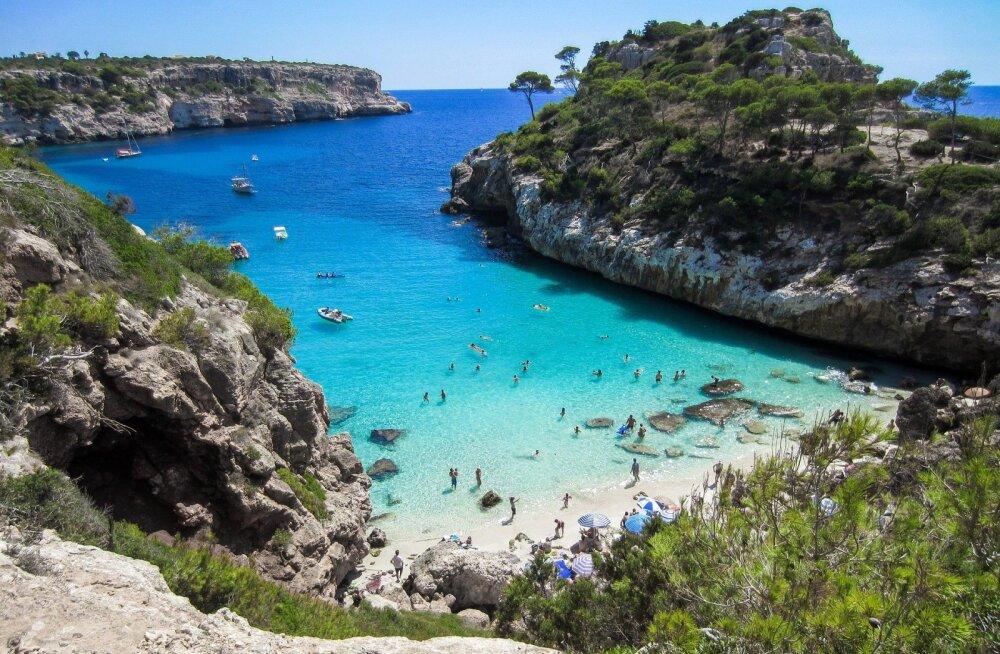 Pikenda suve paradiisisaarel! Edasi-tagasi lennud septembris Tallinnast Mallorcale vaid 147 eurot