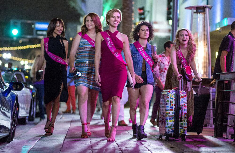 """ARVUSTUS: """"Tüdrukuteõhtu"""" on film, mis muudab isegi Scarlett Johanssoni igavaks"""