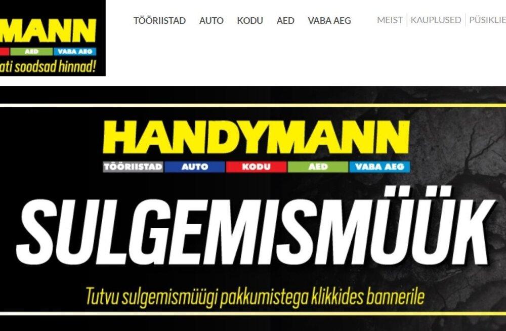 Handymann.