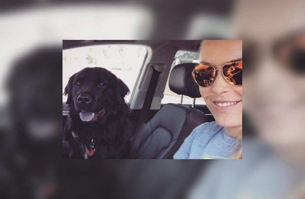 Ebaõnnesõdur Lindsey Vonn sattus koeri lahutada üritades haiglasse