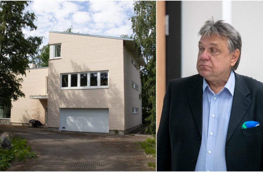 FOTOD | Trahvita pääsenud Allan Roosileht omab 800 000 euro eest kinnisvara!