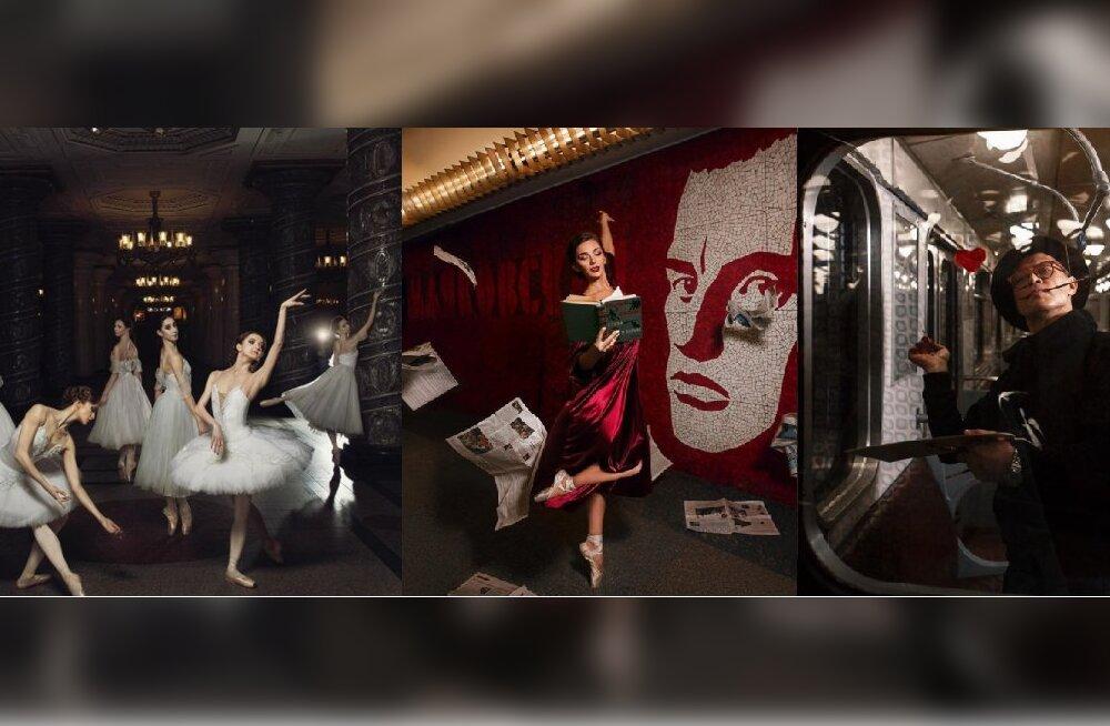 У петербургского метро появился очень красивый инстаграм, прославляющий город и его жителей