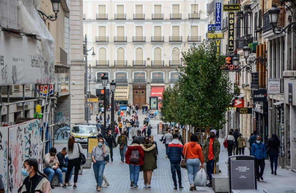 Madrid 4. oktoobril