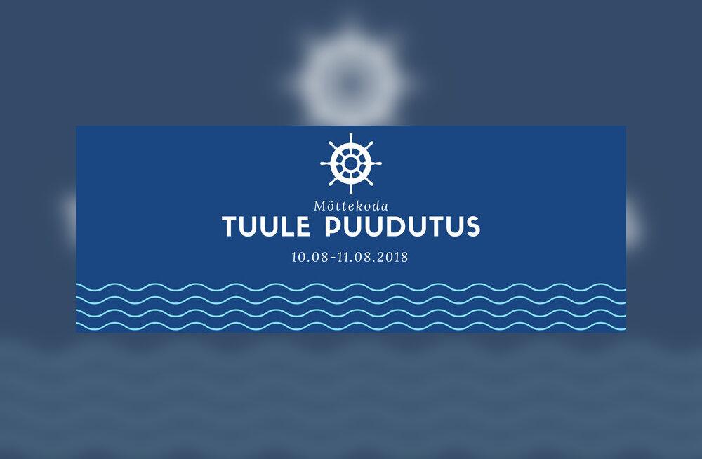 Mõttekoda – väike konverents merekaldal (11.08)