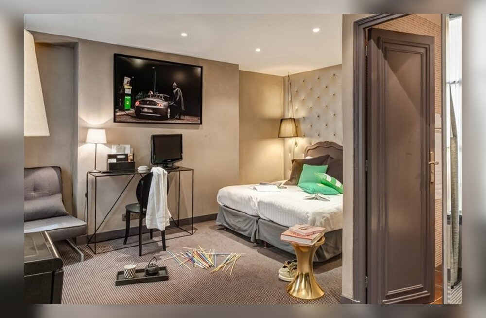 Maksa palju tahad: viis Pariisi hotelli lasid hinnad vabaks
