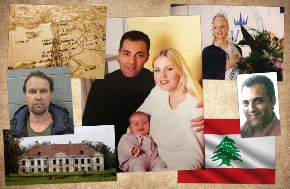 Неверность, судебные тяжбы, убийство и масштабная афера: совместная жизнь ливанского принца и красавицы из Рапла напоминает мыльную оперу