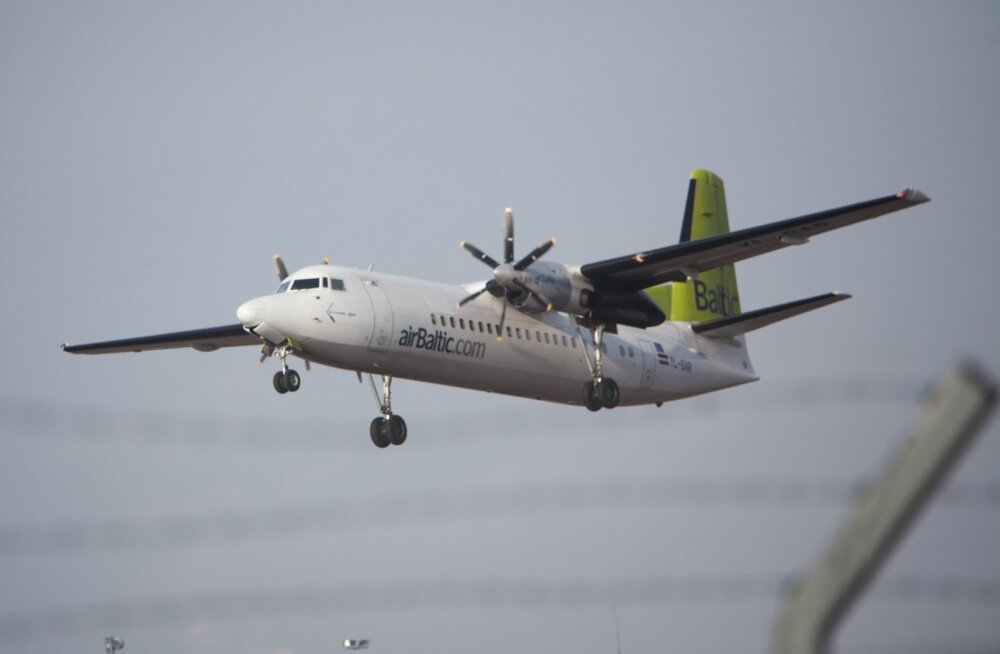 airBaltic avab sel suvehooajal üheksa uut lennuliini