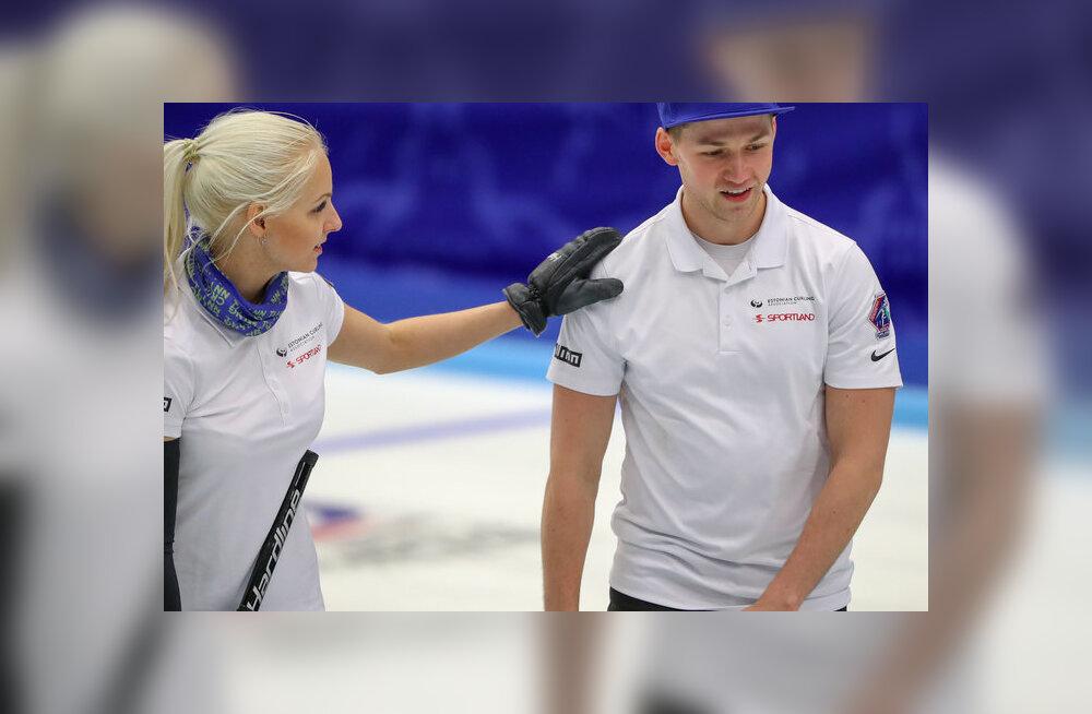 Eesti kurlingupaar lõpetas MK-sarja hooaja seitsmendal kohal