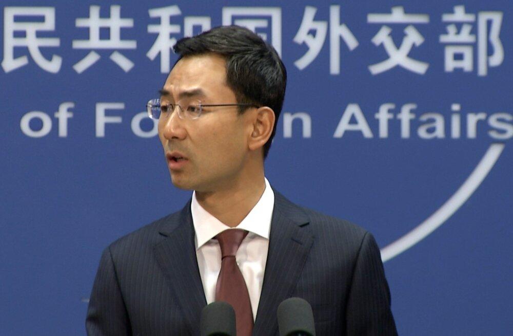 Hiina kutsus USA-d ja Põhja-Koread ettevaatlikkusele sõnade ja tegudega