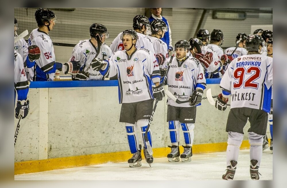 Viiking Sport - Narva PSK